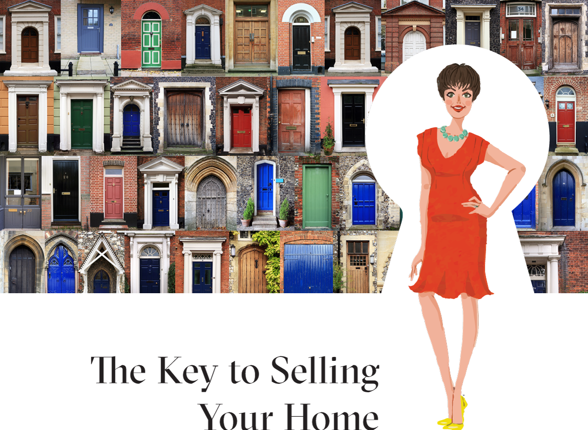Jean Bateman - The Key To Selling Your Home