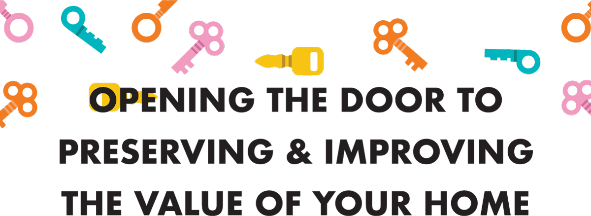 Jean Bateman - Opening the door to preserving & improving the value of your home
