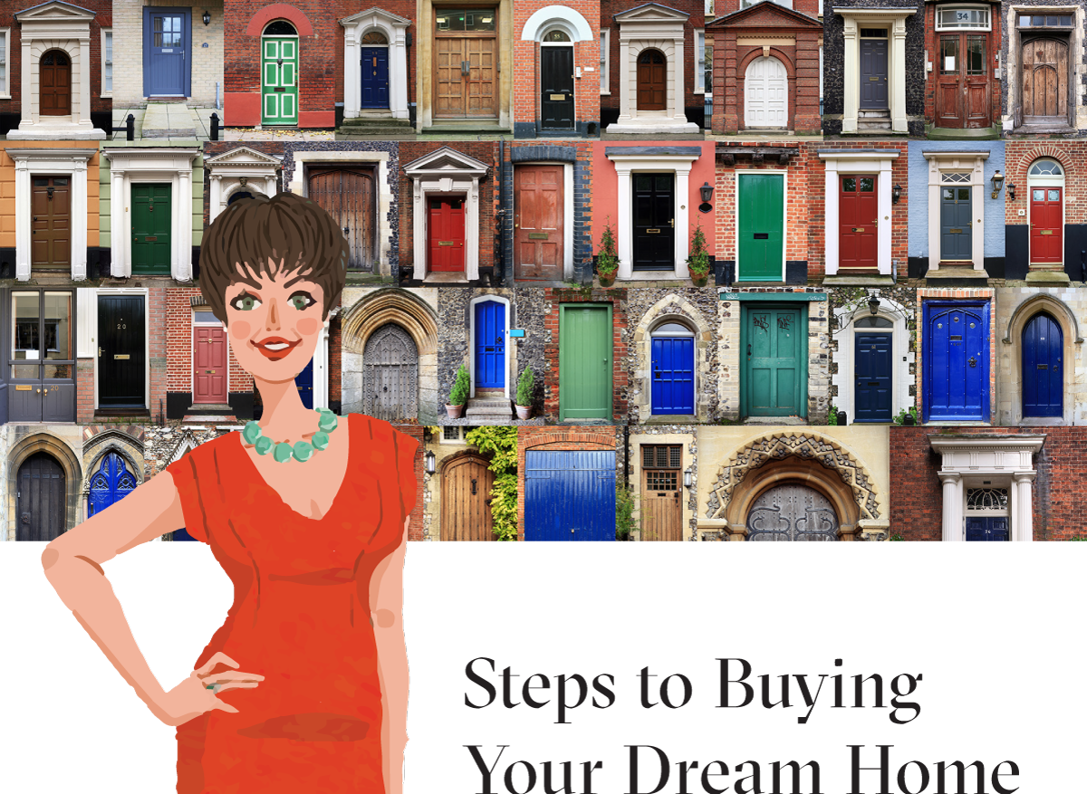 Jean Bateman - The Steps to Buying Your Dream Home